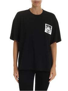 Moschino - Teddy Label T-shirt in black