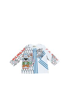 Kenzo - Japanese Dragon T-shirt in white