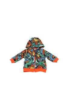 Kenzo - Japanese Dragon hoodie in multicolor