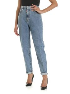 Dsquared2 - Eighties jeans in light blue