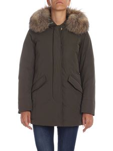 Woolrich - Arctic Luxury parka jacket in army green