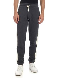 Ballantyne - Grey fleece trousers
