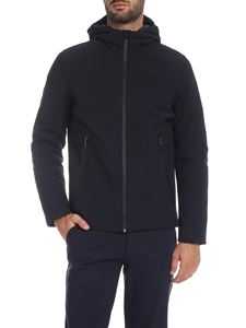 RRD Roberto Ricci Designs - Winter Storm down jacket in dark blue