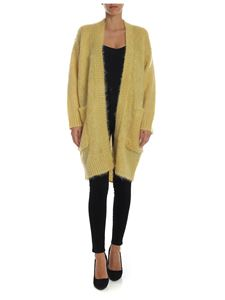 Max Mara - Sampang cardigan in yellow