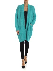 Max Mara - Sampang cardigan in aquamarine color