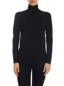Max Mara - Anta turtleneck in black