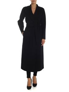 S Max Mara - Poldo coat in black