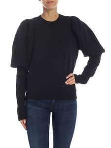 Ulla Johnson - Philo sweatshirt in dark blue