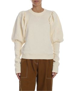Ulla Johnson - Philo sweatshirt in cream color