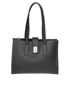 Furla - Shopping Idea M in pelle nero