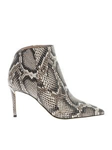 Giuseppe Zanotti - Formal 85 ankle boots reptile effect