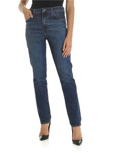 J Brand - Ruby 30 jeans in blue