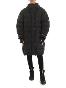Adidas by Stella McCartney - Oversize down jacket in black