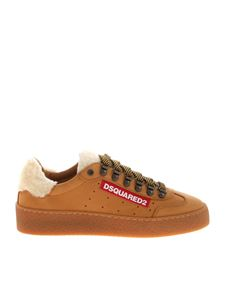 Dsquared2 - Sneakers Ted color cuoio