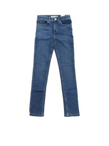 Calvin Klein Jeans - Blue skinny jeans