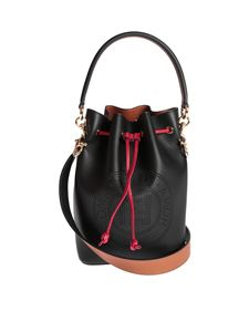 Fendi - Mon Tresor small bucket bag in black