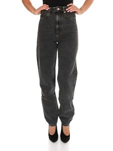 Isabel Marant Étoile - Corsy Jeans in dark gray