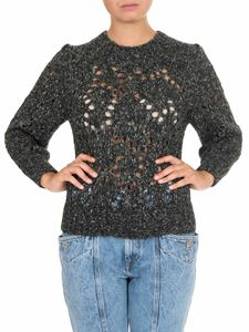 Isabel Marant Étoile - Sineady pullover in anthracite color