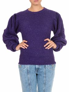 Isabel Marant Étoile - Shaelyn pullover in purple color