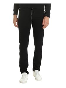 Off-White - Jeans Diag nero