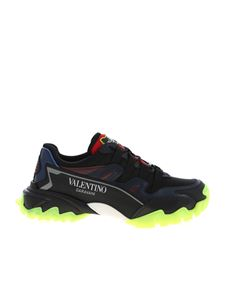 Valentino - Climbers sneakers in black