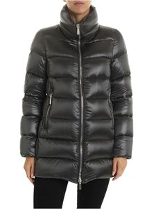 Moorer - Dorado down jacket in anthracite color