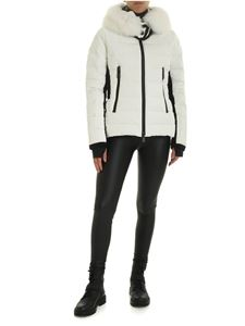Moncler Grenoble - Lamoura down jacket in white color