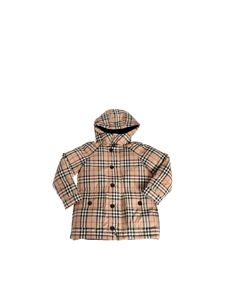 Burberry - Jamir quilted down jacket with Vintage Check pattern