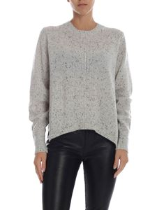 Isabel Marant - Chinn pullover in grey cashmere