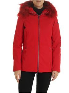 RRD Roberto Ricci Designs - Winter Storm Lady down jacket in red