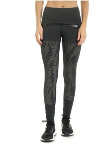 Adidas by Stella McCartney - Leggings Train Bt Tight neri