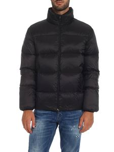 Herno - Ultralight Enginering 7Den down jacket in black