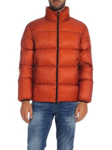 Herno - Ultralight Enginering 7Den down jacket in orange