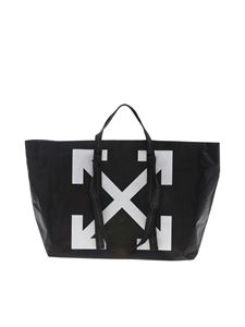 Off-White - New Commercial black tote bag