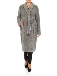 S Max Mara - Agiato coat in grey