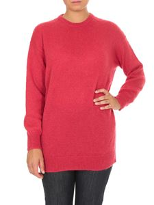 Max Mara - Relax over sweater pink