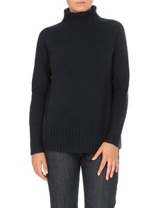 S Max Mara - Mantova turtleneck in black