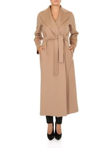 S Max Mara - Poldo coat in camel color