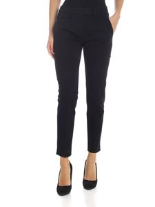 Dondup - Perfect black trousers