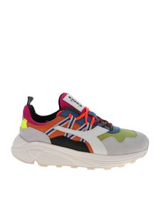 Diadora Heritage - Rave Leather Pop sneakers in multicolor