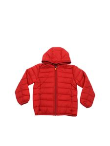 Save the duck - Giga down jacket in red