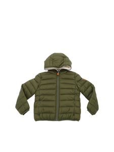 Save the duck - Giga down jacket in Army military