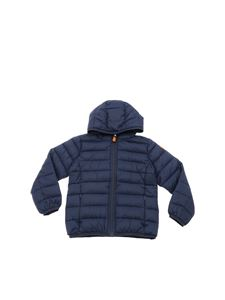 Save the duck - Giga blue down jacket