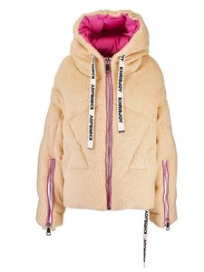 Khrisjoy - Khris Pile jacket in beige