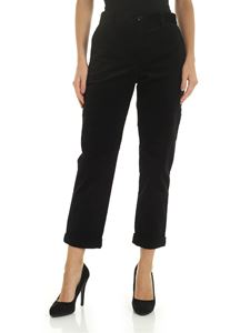 PS by Paul Smith - Black corduroy trousers