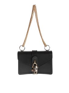 Chloé - Aby Chain shoulder bag in black