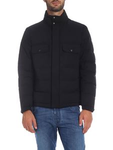 Woolrich - Sierra Stag down jacket in black
