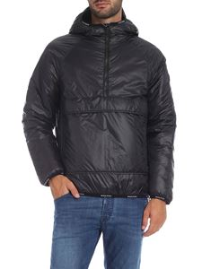 Woolrich - Piumino Pack-It Anorak nero