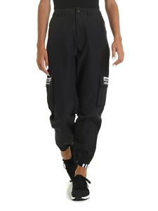 Adidas - Adidas Originals pants in black with logo details
