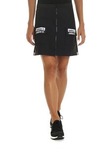 Adidas - Adidas Originals skirt in black with logo details